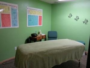Table massage, Roseville MN