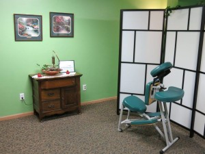 chair massage Roseville