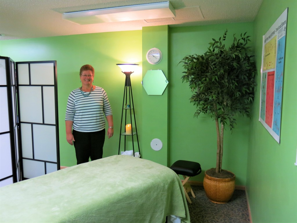 Massage therapy in Roseville, MN